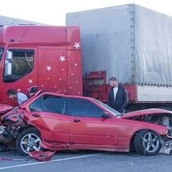 Truck Accident Chicago Yesterday